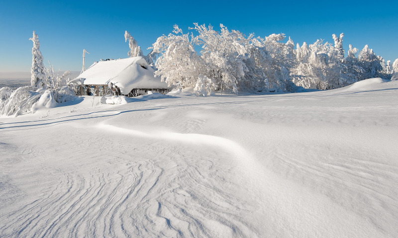 Любопытные факты про зиму и снег