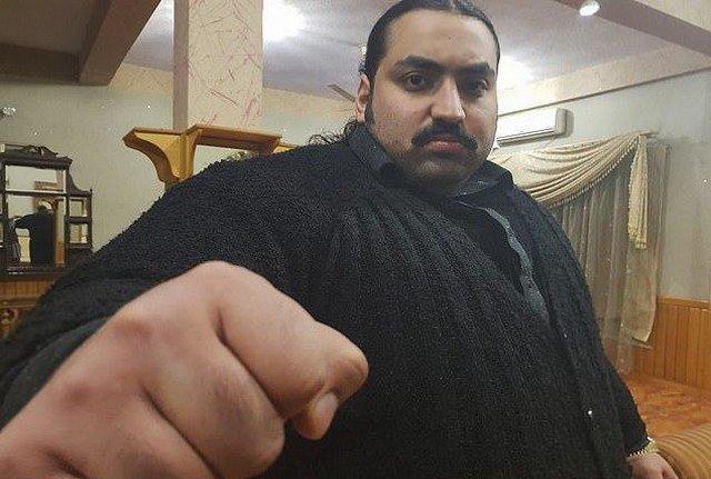 Пакистанский Халк весит 440 килограммов и ищет себе жену