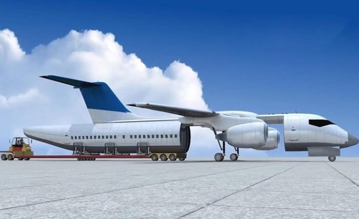 Почему не изобрели капсулы для спасения пассажиров самолетов