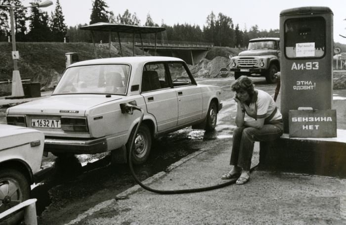 Почему раньше добавляли свинец в автомобильное топливо