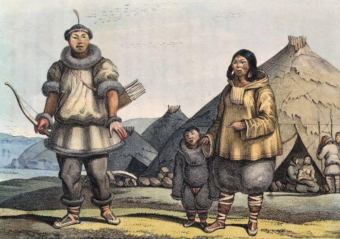 Попытки Российской империи одолеть аборигенов Чукотки