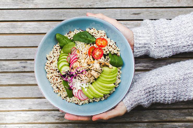 Правила питания, которые помогут избавиться от лишнего веса