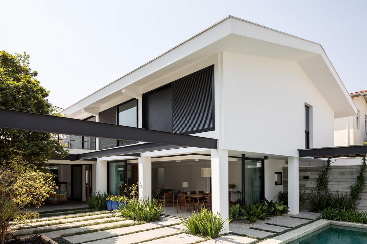 Реконструкция дома в Сан-Паулу