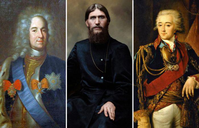 Самые влиятельные и известные фавориты русских монархов