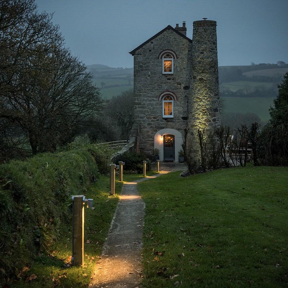 Уютный особняк в Великобритании для новогодних каникул
