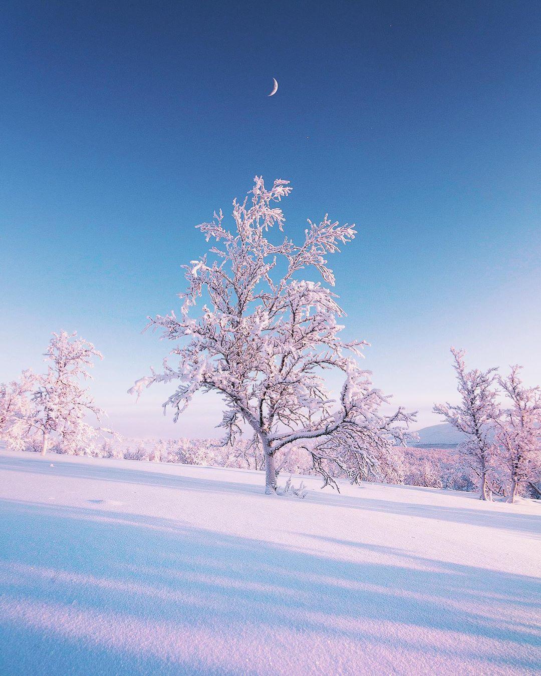 Волшебные северные пейзажи от Юусо Хямяляйнена