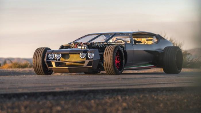 Хот-род на основе Lamborghini Espada V12
