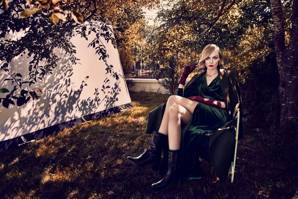 Яркая мода и гламур в портретной фотографии Дезире Маттссон