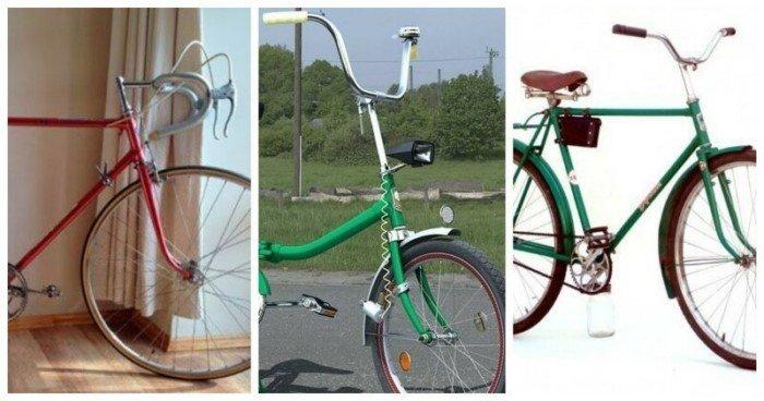 10 легендарных велосипедов с маркировкой «сделано в СССР»