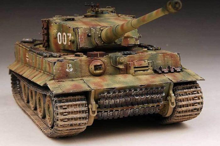 Для чего у некоторых немецких «Пантер» была ребристая броня