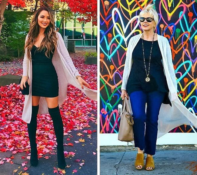 Эти модные вещи сделают великолепными женщин любого возраста