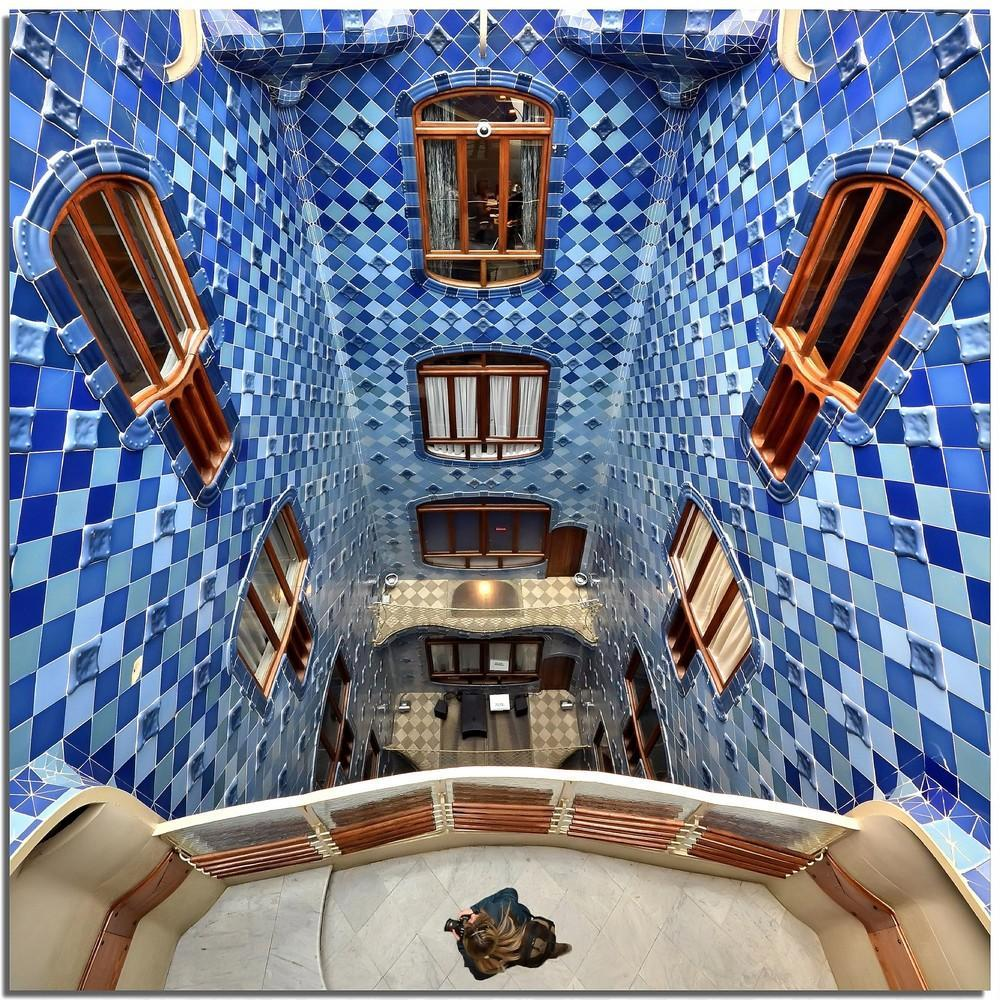 Головокружительные снимки зданий от Стефано Скарселли