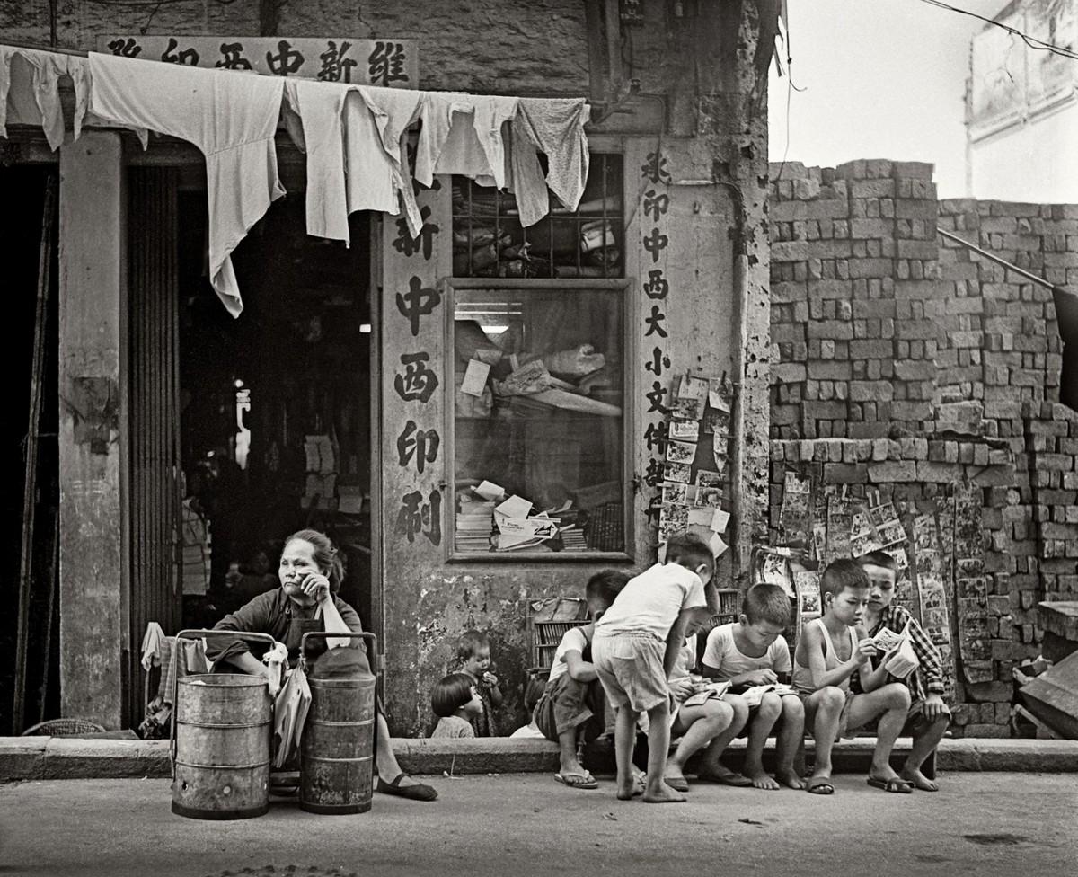 Китай 1950-х — 1960-х годов на уличных снимках Фан Хо
