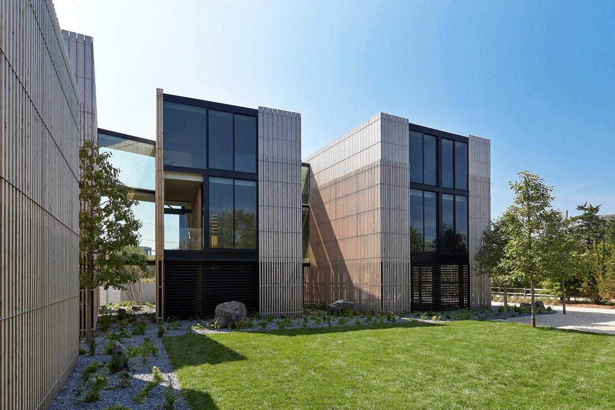 Модернистский дом в зоне прибрежных наводнений на Лонг-Айленде