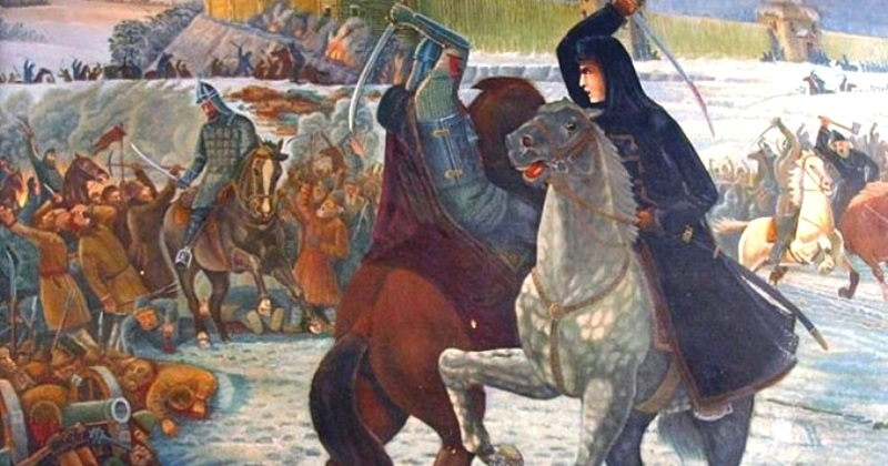 Мордовская Жанна Д'Арк, монахиня Алена Арзамасская
