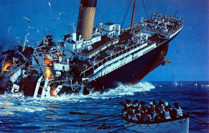 Невероятные истории о тех, кому удалось спастись с тонущего «Титаника»
