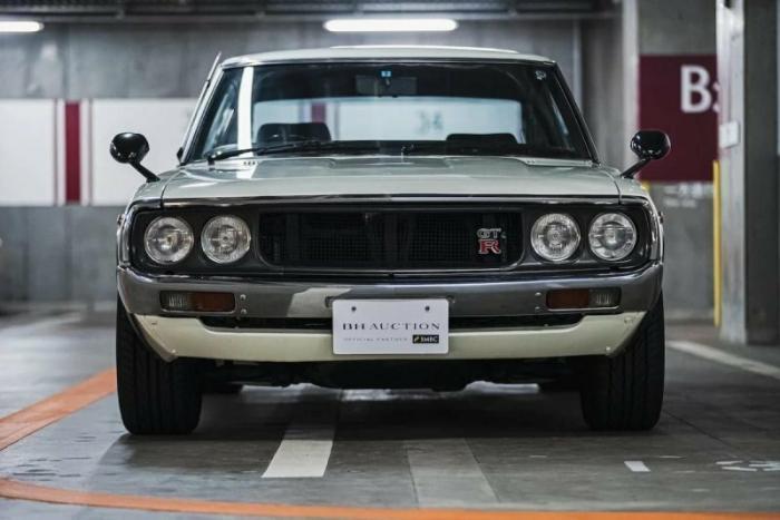 Nissan Skyline 2000 GT-R «Kenmeri» — японский олдтаймер
