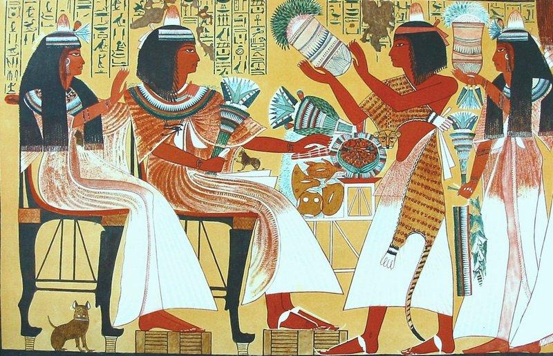 О жестоких реалиях жизни в Древнем Египте