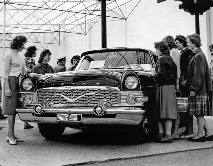 Правда и мифы о «Чайке» — советском автомобиле мечты