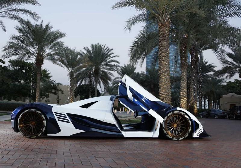 Самые большие и мощные автомобильные двигатели в мире