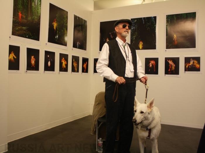 Слепой фотограф Пит Эккерт, который покорил мир своими снимками