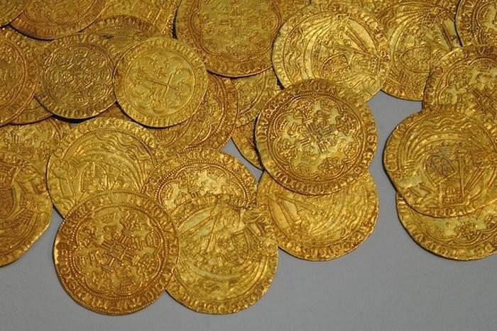 Сокровища, которые были найдены в необычных местах