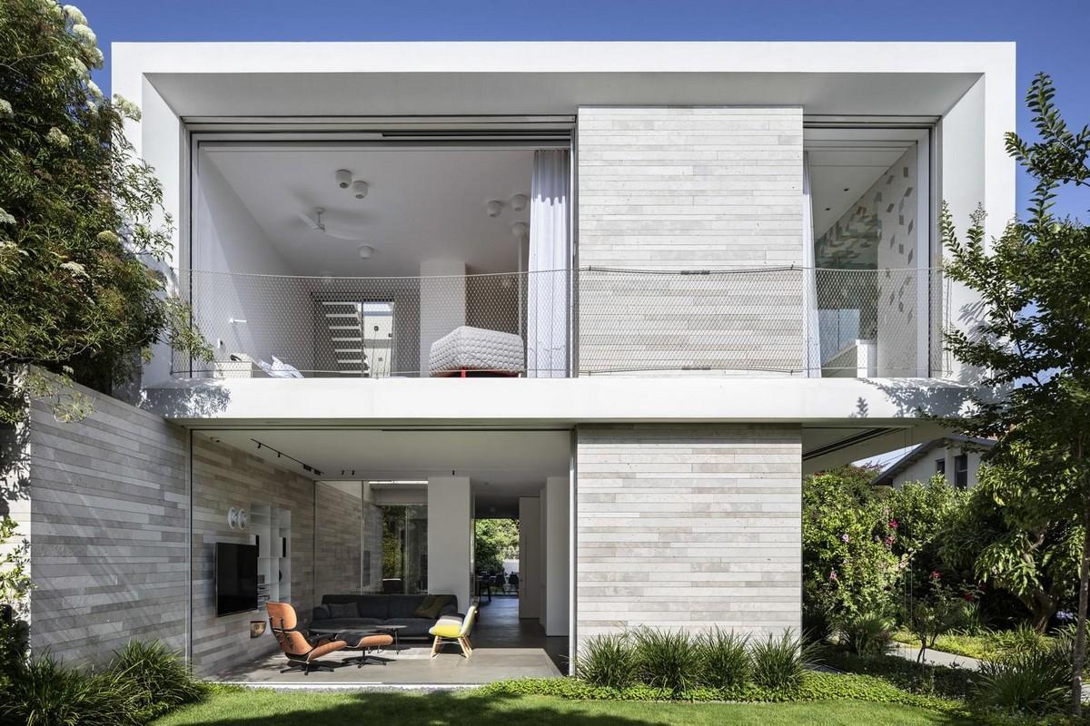 Современная резиденция в Тель-Авиве