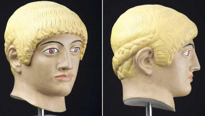 Учёные выяснили, когда появились блондинки