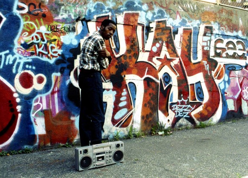 Знаменитые фотографы, которые исследовали мир граффити