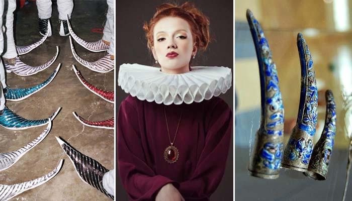 Абсурдные вещи, за какими гонялись модницы прошлого
