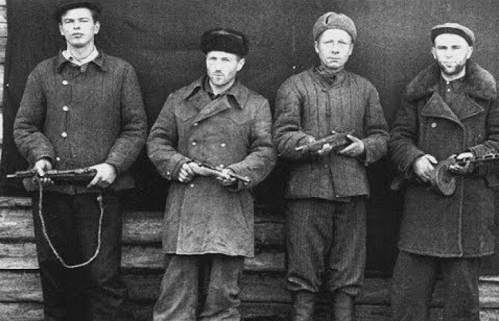 Банды, которые орудовали в СССР во времена Великой Отечественной войны