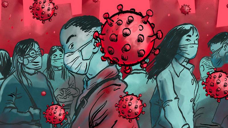 Безумные теории заговора, которые связаны с коронавирусом