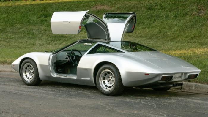 Chevrolet Aerovette — таким мог стать Corvette, но не сложилось