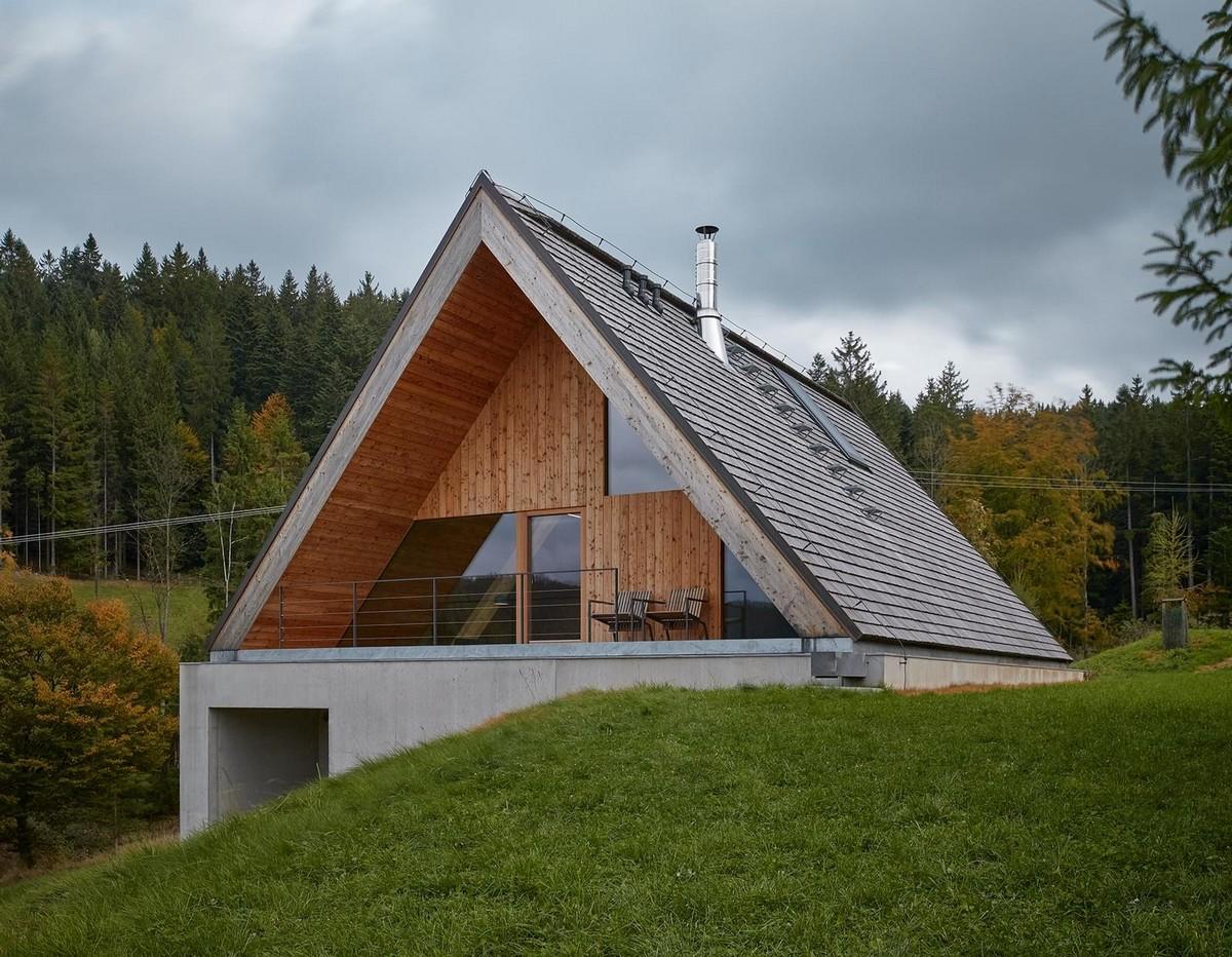 Дом для отдыха на природе в Чехии