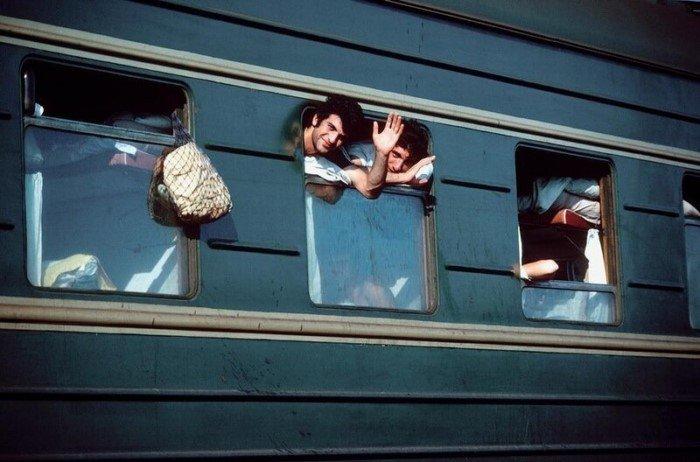 Фотографии былых времён СССР, 1981 год