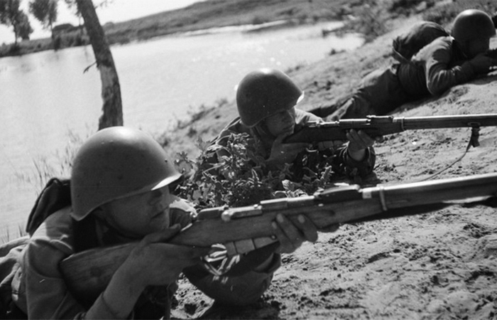 Главные недостатки знаменитой винтовки Мосина