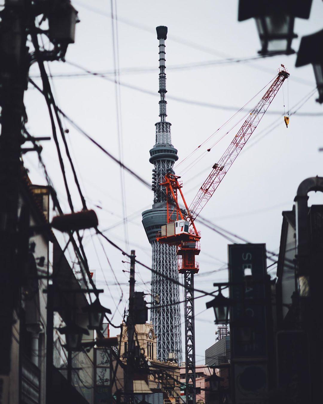 Городские и природные снимки из путешествий Бенджамина Ли