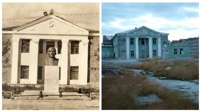 Иультин — покинутый советский город-призрак