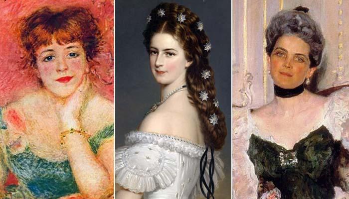 Как женщины со знаменитых портретов выглядели в реальности
