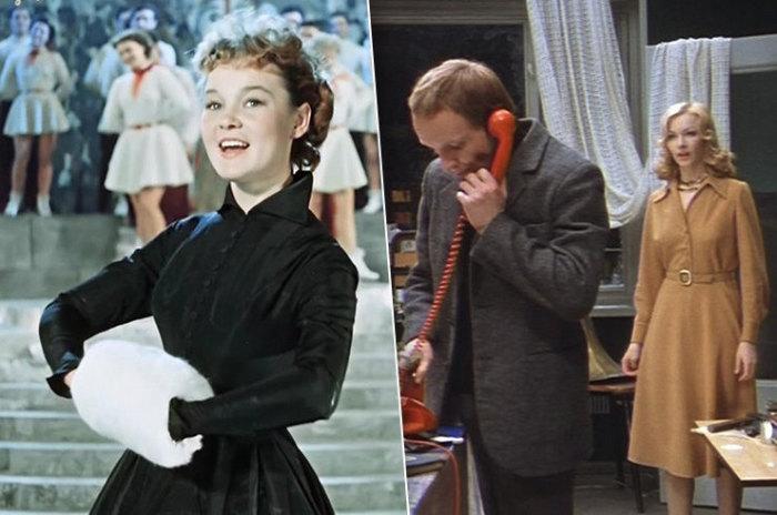 Культовые наряды героинь советского кино