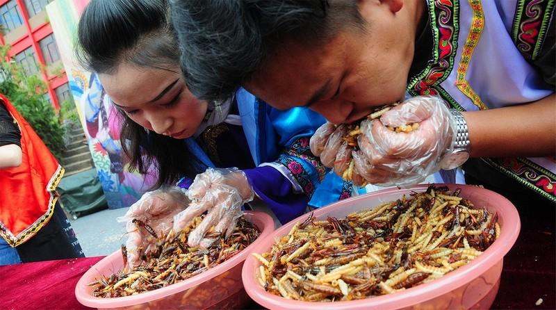 Отвратительные блюда, которые едят китайцы