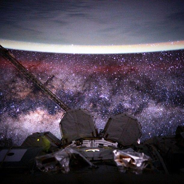 Почти невероятные факты о Млечном Пути