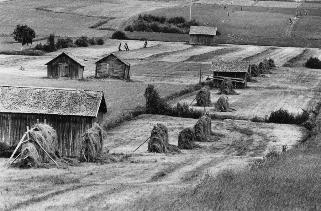 Провинциальная Швеция 1950-70-х годов на снимках Суне Юнссона