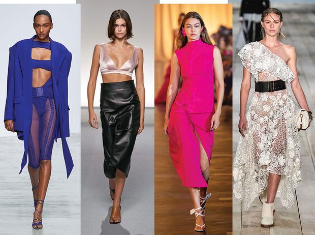 Распрощаться с пуховиками и свитерами: модные тренды весны/лета 2020
