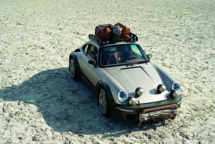 RUF Rodeo с полным приводом и внешностью Porsche 911