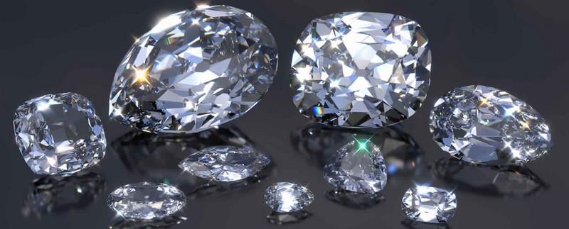 Самые большие среди бриллиантов мира