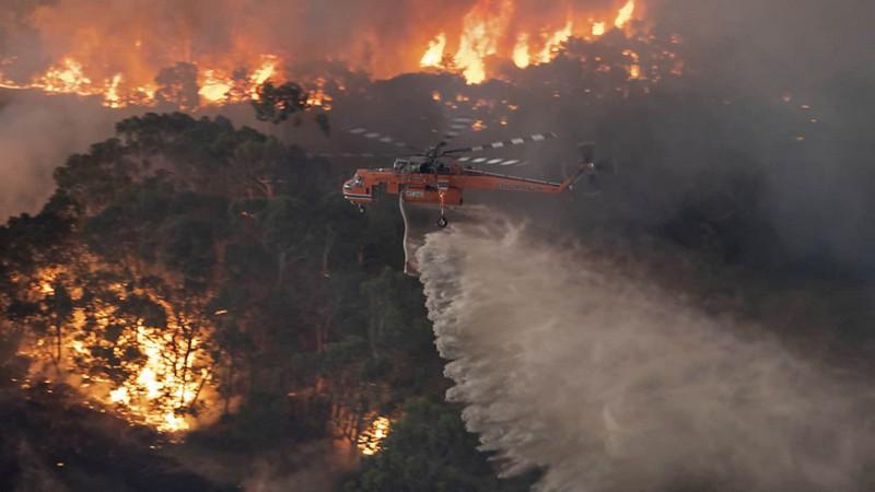 Самые крупные пожары в мире за всю историю