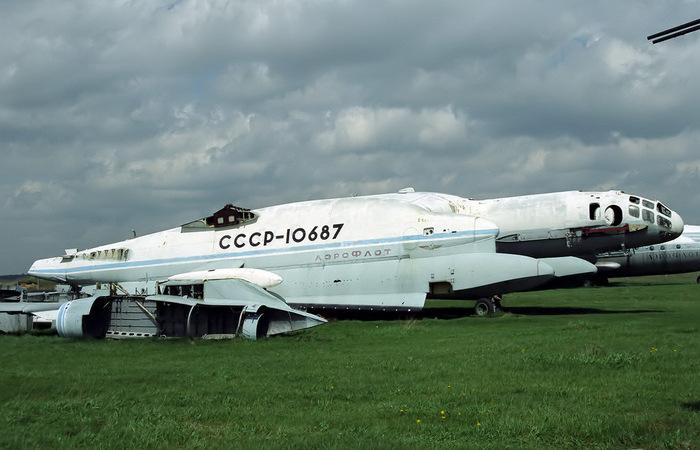 ВВА — странный самолет от советских инженеров