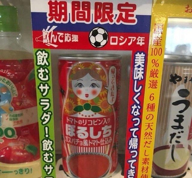Забавные товары, которые можно купить только в Японии