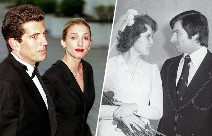 Знаменитые пары, которые ушли из жизни в один день